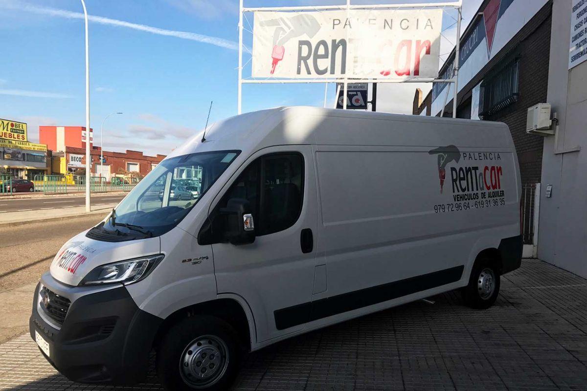 Alquiler En Palencia De Vehículos Sin Conductor Palencia Rent A Car